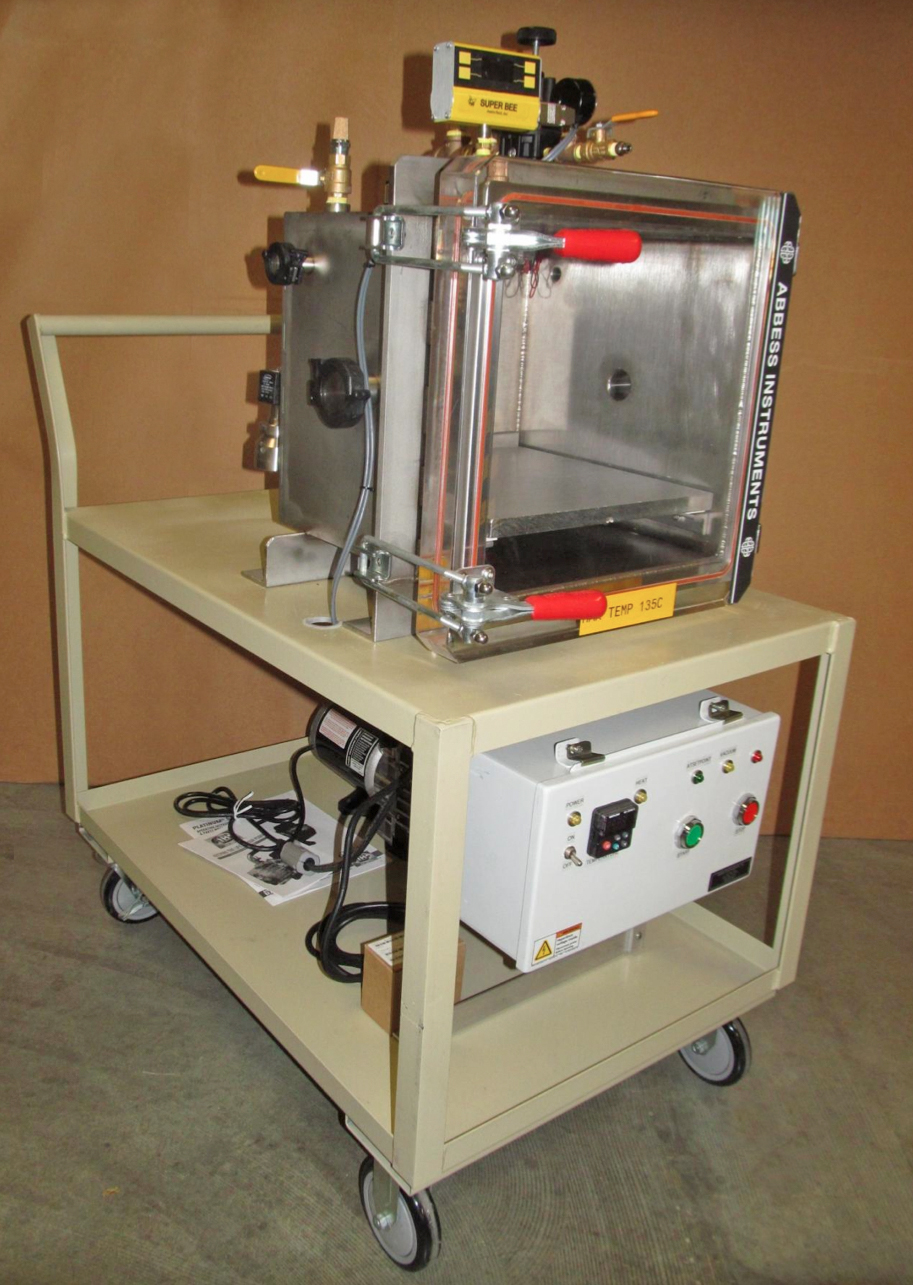 Abbess Instruments Standard And Custom Vacuum Chamber