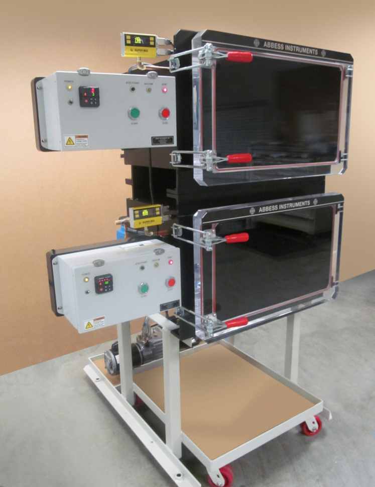 Dual Altitude Chamber System