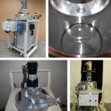 ROUND AND TOP LOADING VACUUM CHAMBER, VARIABLE SPEED MIXING WITH VCC AND THERMAL OPTIONS