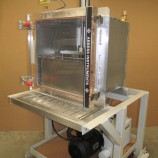 THERMAL VACUUM INFUSION SYSTEM WITH CUSTOM WORK STATION