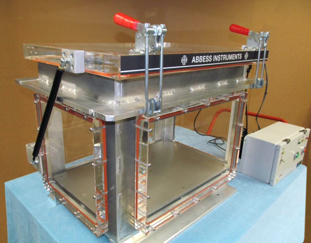 Vacuum Chamber Systems By Abbess Instruments All Types