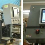 Multi-platen Thermal Test, LEO Pressure Regime, Custom Touchscreen/PC GUI Test Profiling and Data Logging