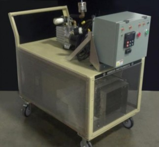 Stand alone vacuum and thermal control system