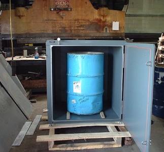 Front loading design