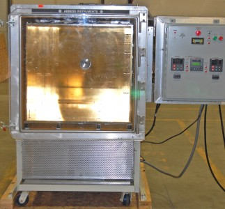 Front View2-Multimode Thermal Vacuum Chamber