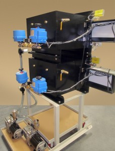 proportional valve arrrangement on altitude system