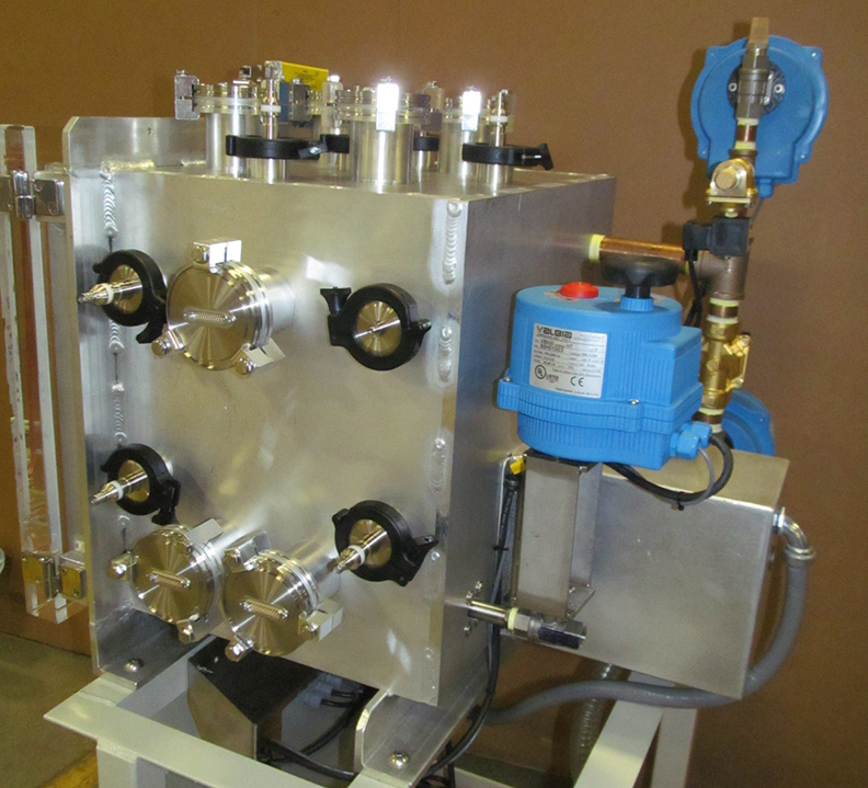 Thermal Altitude Test Chamber Abbess Instruments