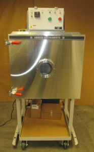 Basic altitude simulation chamber system with PID altitude controller