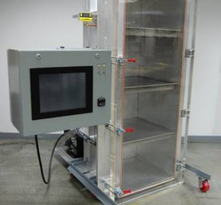 Large Vertical Advanced Altitude Simulation Package