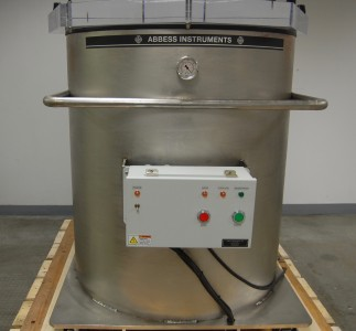 Stainless Steel 55 Gallon Drum Vacuum Chamber