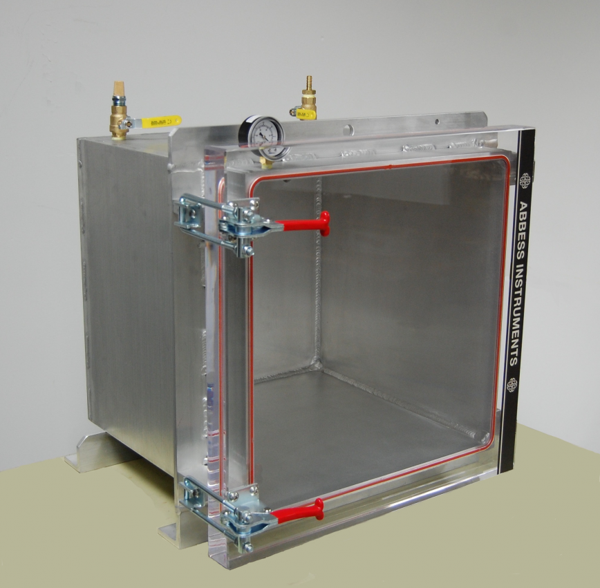 Stock 18 inch vacuum chamber