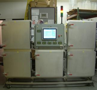 Turbo Molecular Vacuum System