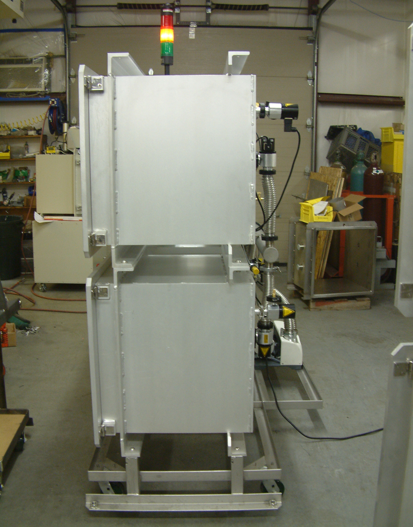 Large Vacuum Storage Systems Modular Abbess Instruments