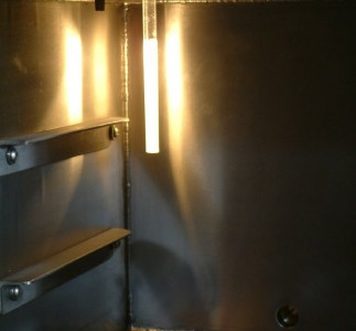 High Vacuum Chamber Lights