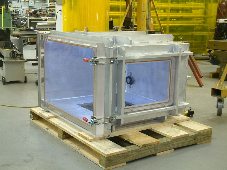 Vacuum Chamber for robot assembly Get a price for a Vacuum Chamber similar to this one
