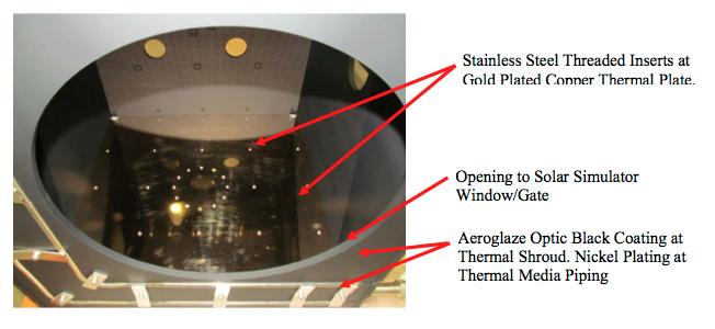 Thermal Vacuum Solar Simulation System - Abbess Instruments - Vacuum