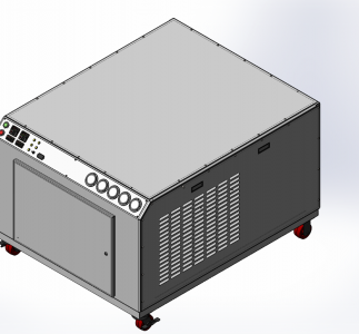 This -96C to 150C thermal system provides modular and reliable thermal cycling.