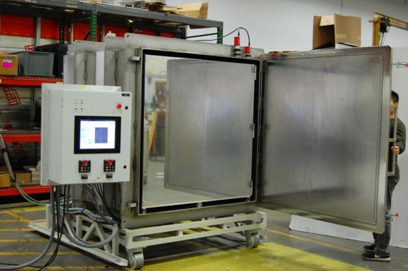 Thermal Vacuum Chambers - Abbess Instruments - Vacuum