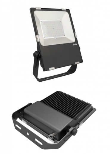 LED light fixture unit can be installed in multiple orientations to illuminate the article under test